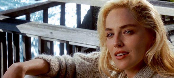 Basic Instinct (1992) - Sharon Stone as Catherine Tramell, directed by Paul Verhoeven, written by Joe Eszterhas