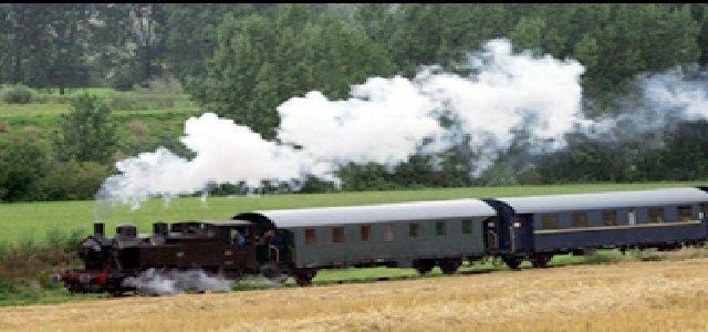 Train Touristique de la Vallée du Loir - http://www.activexplore.com/activity/train-touristique-de-la-vallee-du-loir/