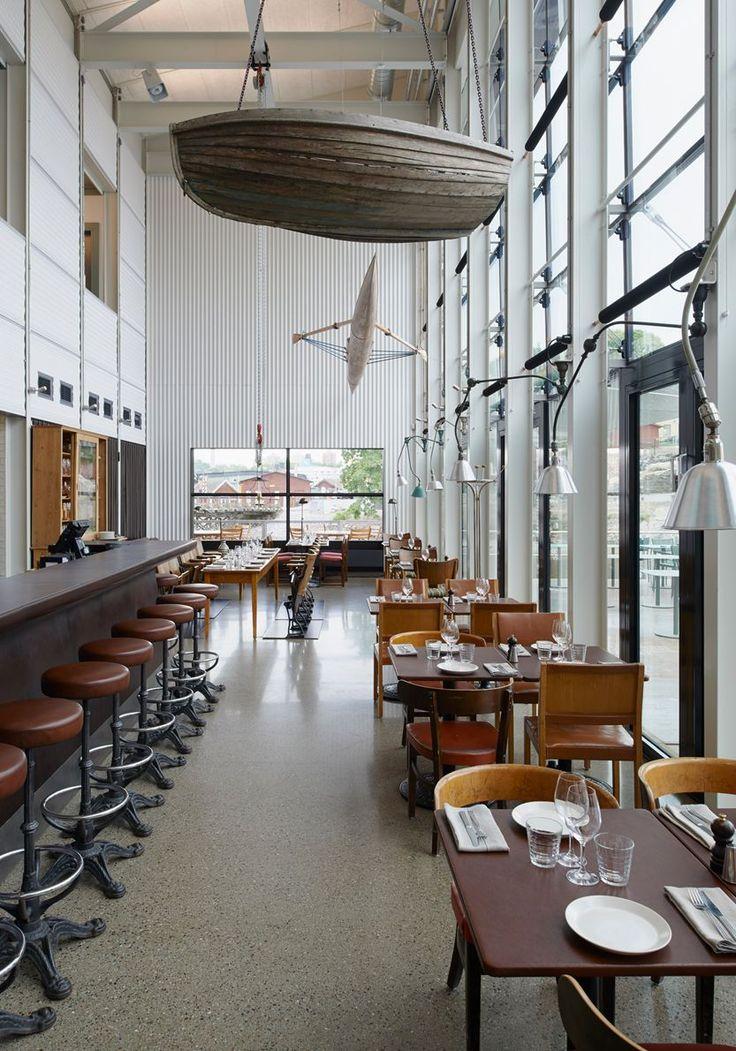 OAXEN KROG Architecture Interiordesign Restaurant