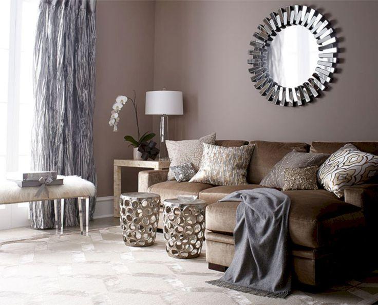 Best 25+ Brown living room paint ideas on Pinterest