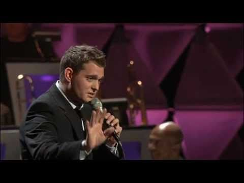 Michael Buble concert...my sister and I sat down & were glued to the tv. Been a fan since the beginning!