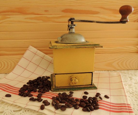 Coffee Grinder Rare Coffee Mill Swedish Scandinavian