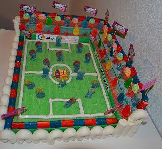 Tartas de Chuches Pamplona : Campo de fútbol de Chuches