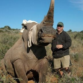 Safarious - Angus Sholto-Douglas - South Africa