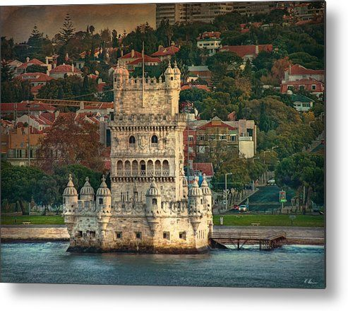 The Torre de Belem in Belem district on the Tagus estuary is one of the most…