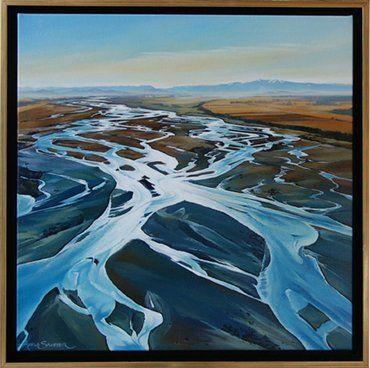 waimakariri River III