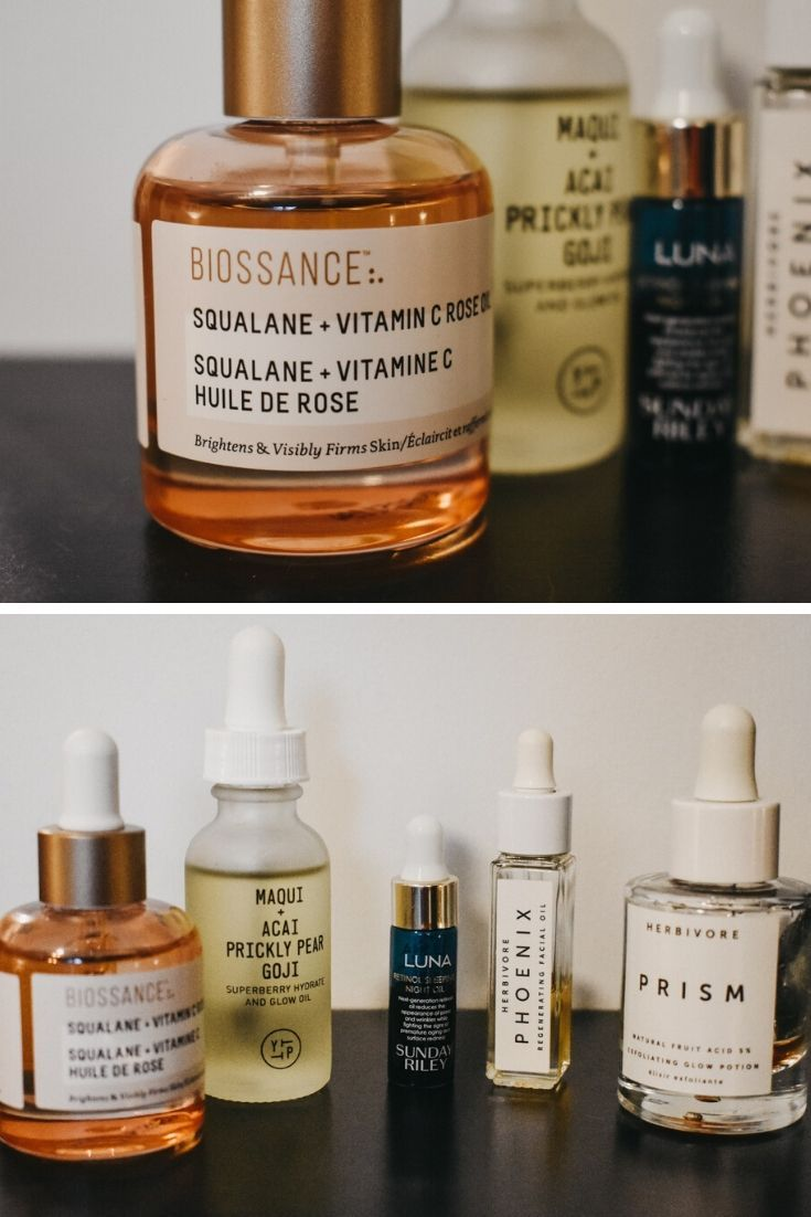 Facial Oils To Incorporate Into Your Skin Care Routine In 2020 Facial Oil Skin Firming Skin Care
