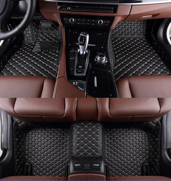 High Quality Custom Special Car Carpets For Hyundai Tucson 2014 2007 Easy To Clean Waterproof Car Inter Custom Car Interior Luxury Car Interior Waterproof Rug