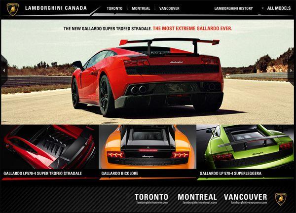 Lamborghini Countache is my dream car - has been since I was a child