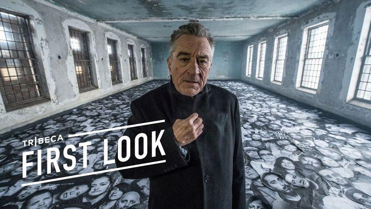 Trailer: New Short  Film  by JR Starring Robert De Niro