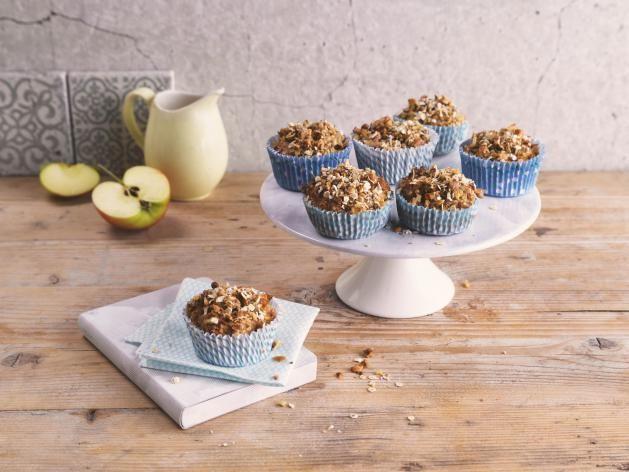 Commencez votre journée avec ces délicieux muffins à base de d'Alpro Lait d'Amande Original