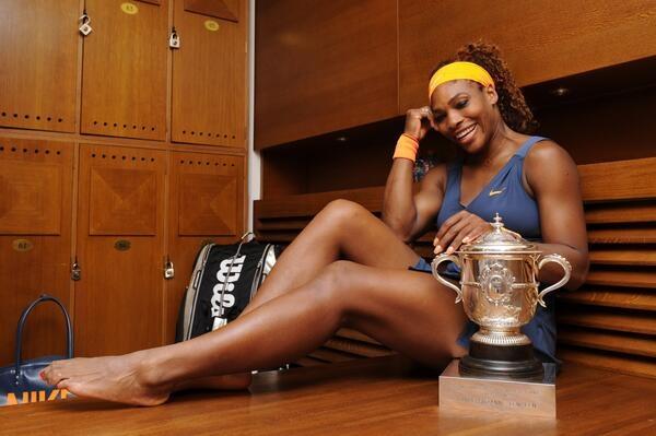 Roland Garros 2013 Final : Serena Williams (1) def Maria Sharapova (2) 6-4 ; 6-4 - Page 48 - TennisForum.com