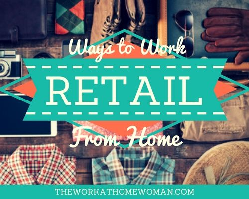 Do you wish you could work a retail job, but from home? Good news! There are many companies who hire for at-home retail positions. Check out this list to find your dream job!
