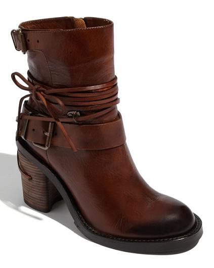 Pair with military pants and a white blouse. (Vince Camuto.)
