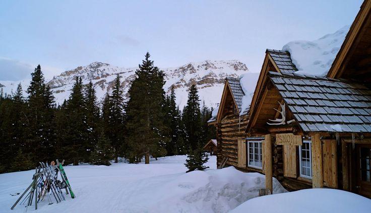 Skoki Lodge. Banff National Park, AB, Canada. - Cozy Places, Cozy Interior Design Concepts and Decor Ideas