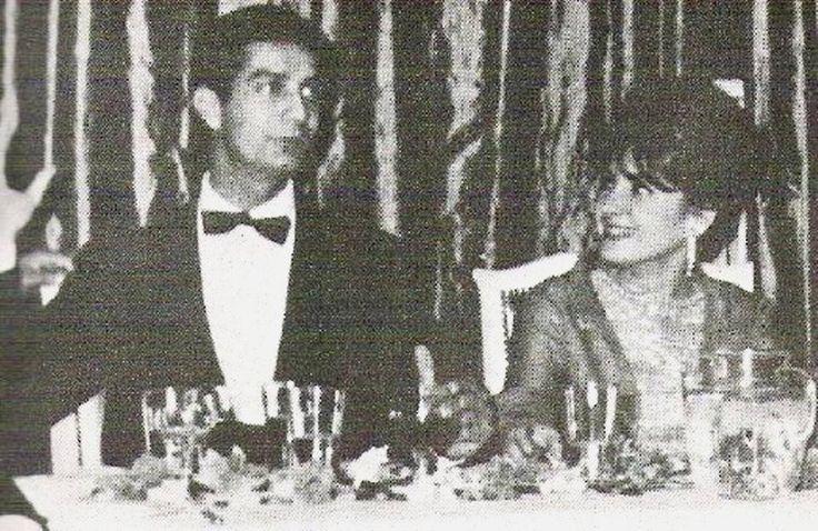 Shahriyar Shafiq and Shahnaz Pahlavi