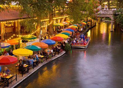 The World's Best River Walks: San Antonio, Texas