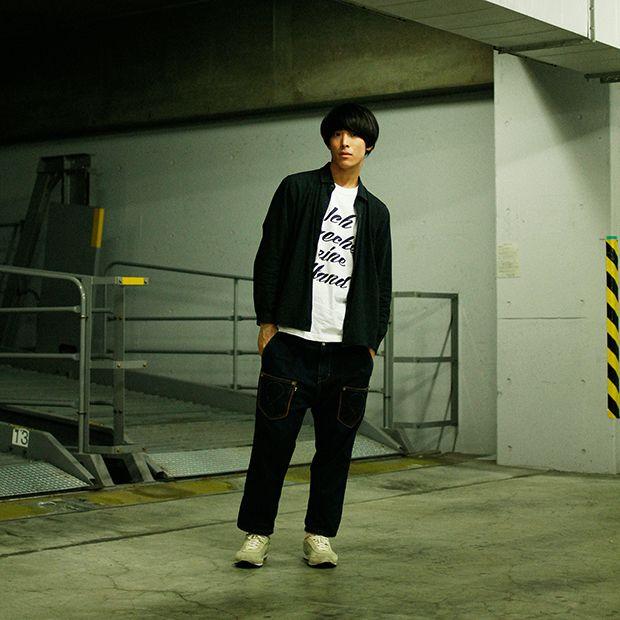 撮影させていただいた、ロックバンド・SHE'S の井上竜馬さん。2016年6月8日 (水) に、メジャーデビューシングル 『Morning Glow』 が発売。