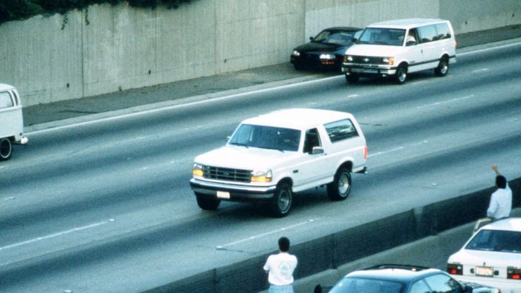 10 Images That Explain the O.J. Simpson Trial