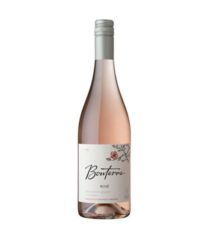 Bonterra Organically Grown Rose 2017 Best Rose Wine Wines Rose Wine