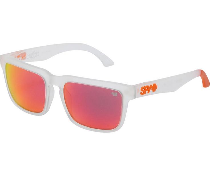 Spy Sunglasses Helm Ken Block Grey