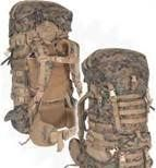 Cool! :)) Pin This & Follow Us! zCamping.com is your Camping Product Gallery ;) CLICK IMAGE TWICE for Pricing and Info :) SEE A LARGER SELECTION of Internal Frame Backpacks at http://zcamping.com/category/camping-categories/camping-backpacks/internal-frame-backpacks/  #camping #backpacks #campinggear #campsupplies - Ilbe Marines Main Rucksack Back Pack Brand New Never Issued Complete « zCamping.com