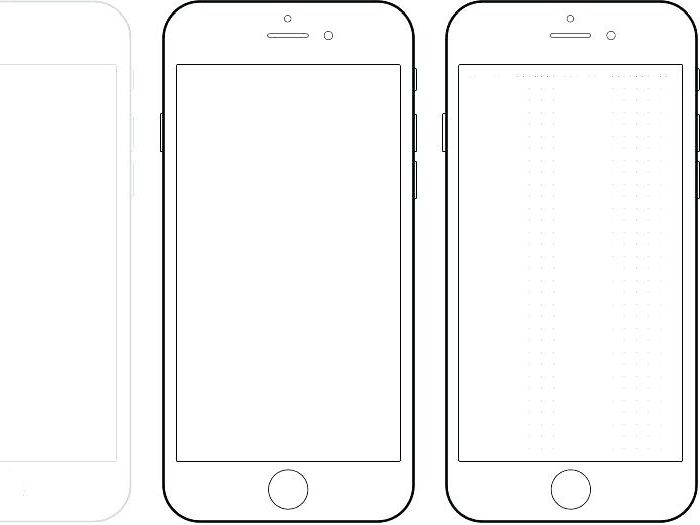 iphone coloring page # 0