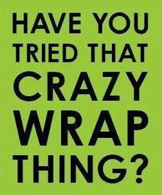Et vous, avez-vous essayé les Wraps d'It Works ?
