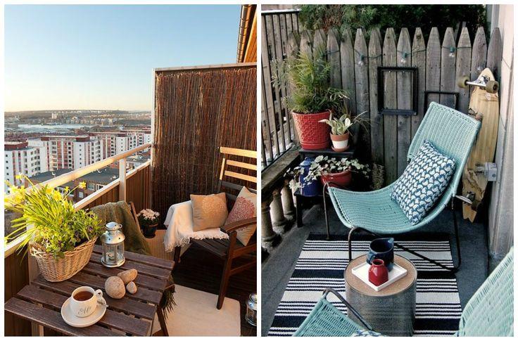 ładny mały balkon - Szukaj w Google
