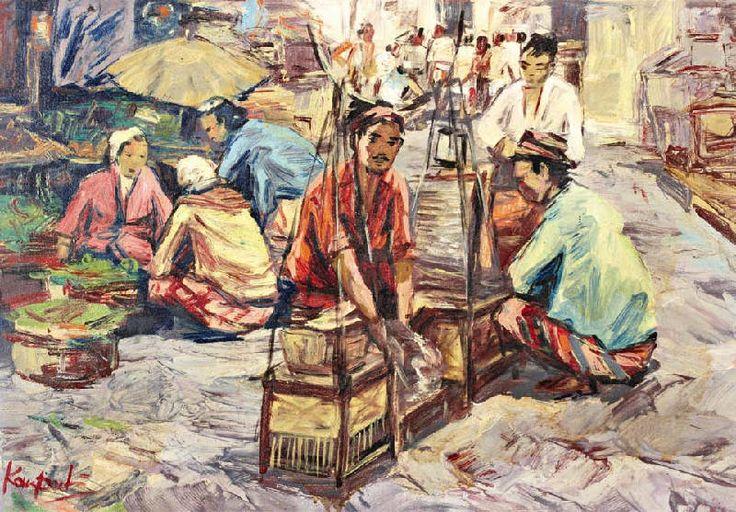 Koempoel Sujatno - Pasar