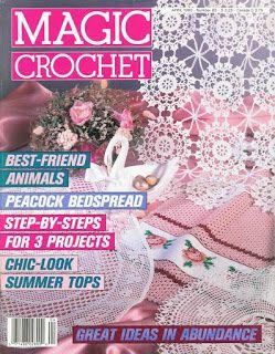 Magic Crochet No. 65