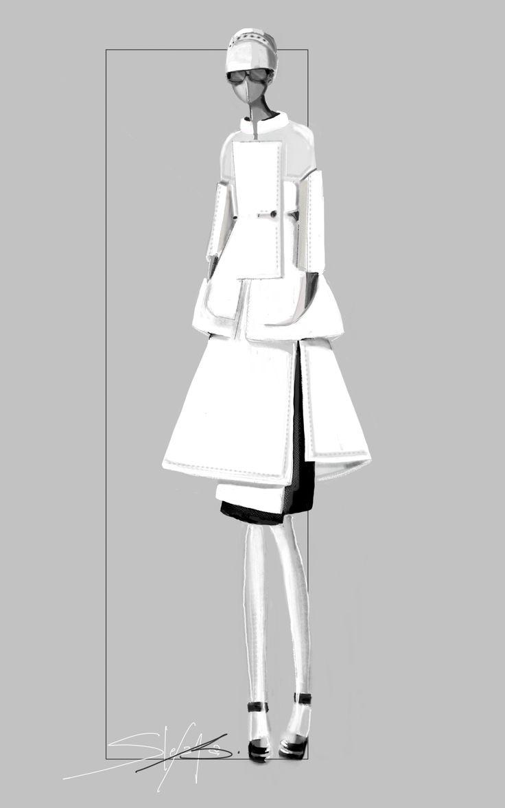 tre | Stefania Belmonte | fashion design