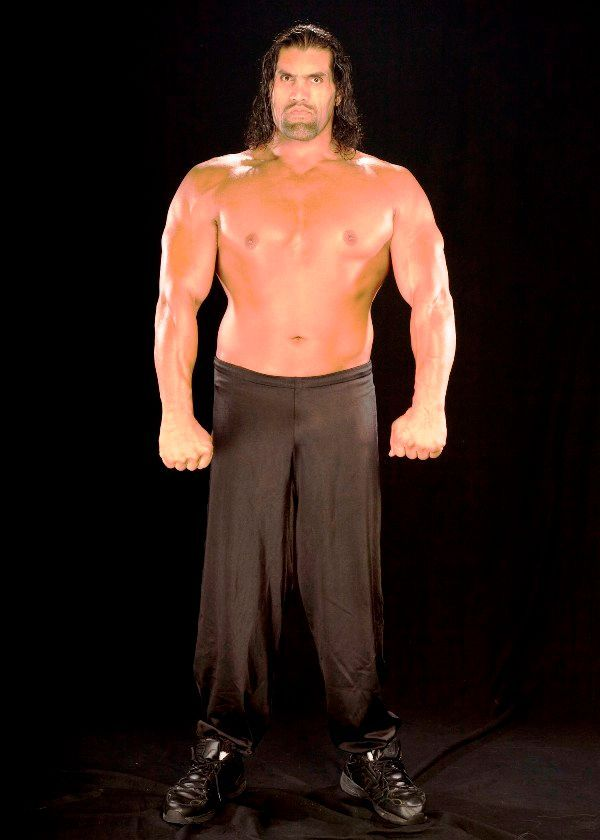 The Great Khali Height, Weight, Age, Biography, Wife & More - StarsUnfolded