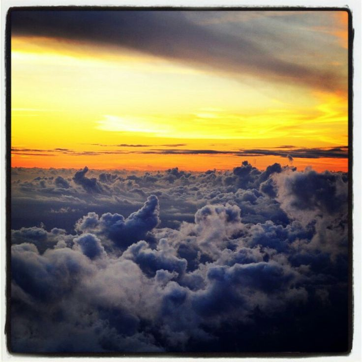 #sunset #merbabu #love
