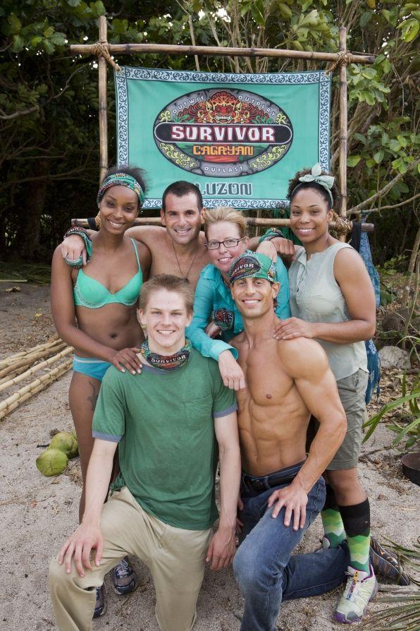 Survivor Brains, Brawn, Beauty- The Brains Tribe
