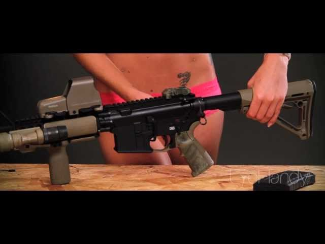 Video: How to field strip and clean your AR-15