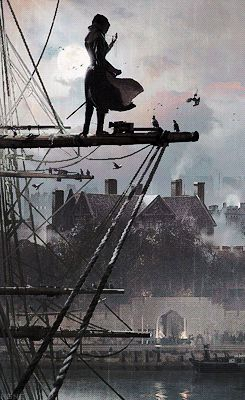 It's raining | Assassin's Creed Syndicate