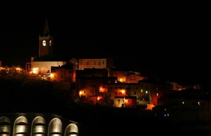 """Castignano (AP) durante il festival """"Templaria"""""""