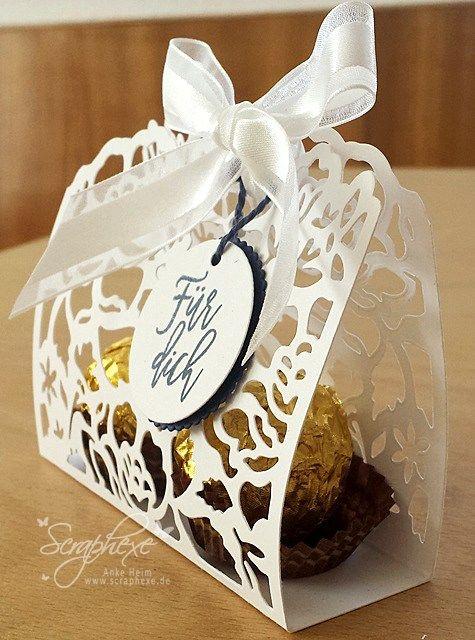 Floral greetings, party favor, wedding, Stampin 'Up !, scraphexe.de