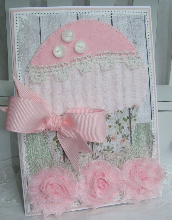 Hey, I found this really awesome Etsy listing at http://www.etsy.com/listing/159232488/shabby-cupcake-chenille-pocket-handmade