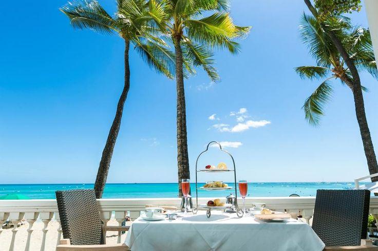 Moana Surfrider, A Westin Resort - dining