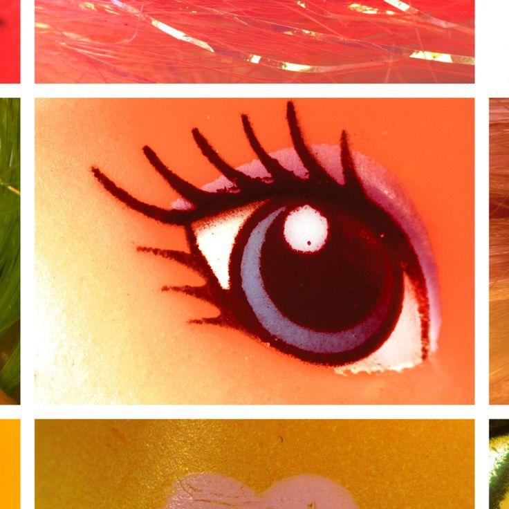 Póster Pony Eyes