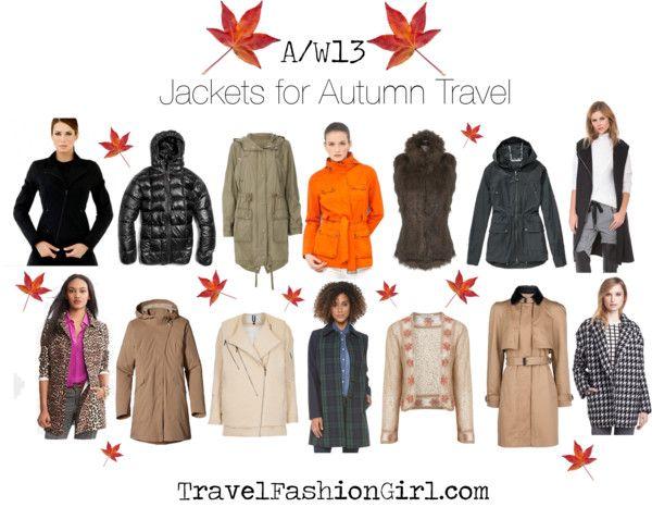 14 Fall Coats that Make Stylish Travel Jackets