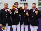 Olympic Equestrian Medal Results