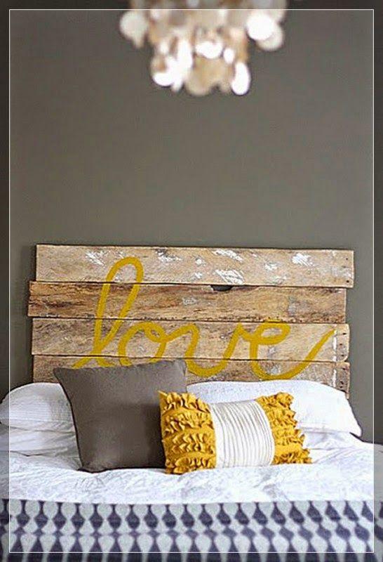 51 DIY κεφαλάρια για το κρεβάτι των.. ονείρων σας! | Φτιάξτο μόνος σου - Κατασκευές DIY - Do it yourself