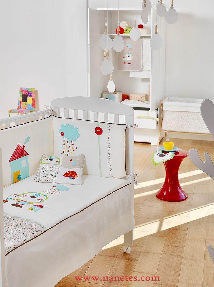www.nanetes.com Un Monaleon en para la cuna de mi bebé, en nanetes.com