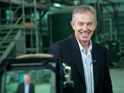 """It Will Take a """"Bottom-Up Revolution"""" to Fight Climate Change: Tony Blair"""