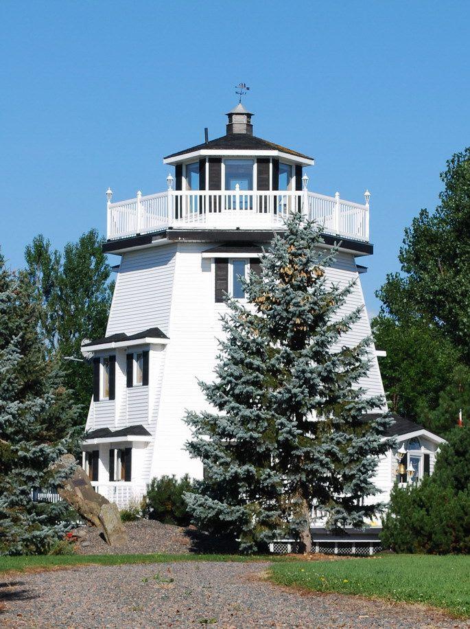 Brule #lighthouse - Colchester County, Nova Scotia, #Canada - http://dennisharper.lnf.com/