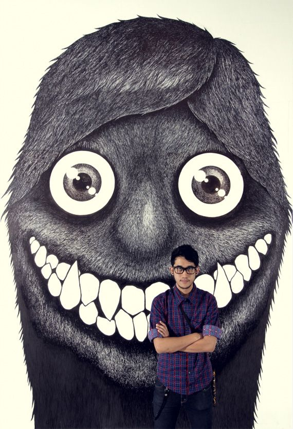 MAMAFAKA x Converse Chuck Taylor All Star    Designed by a Thai graphic designer, Pharuephon Mukdasanit.