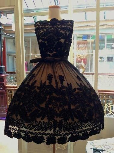 70 Girls Wearing Little Black Dress